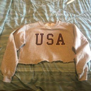 Brandy Melville sweatshirt - like brand new! OS